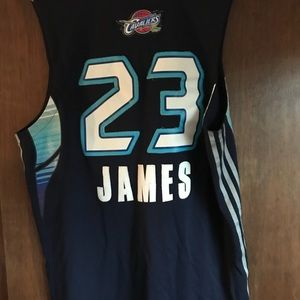 innovative design 01819 d8b96 2009 All Star Game LeBron James Jersey
